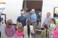 Bővebben: Három kisteherautónyi adomány a Szent Anna-otthonnak