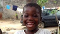 Bővebben: Kongóban egy ferences plébánia templomban